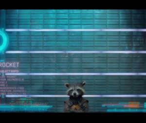 Gardiens de la Galaxie : Rocket Raccoon de la partie
