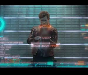 Gardiens de la Galaxie : Chris Pratt alias Star-Lord