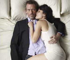 Dr House : Lisa Edelstein et Hugh Laurie