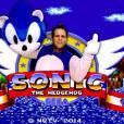 Rémi Gaillard se prend pour Sonic dans sa dernière vidéo