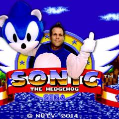 Rémi Gaillard est Sonic : excès de vitesse déjantés dans sa nouvelle vidéo