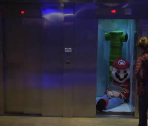 Rémi Gaillard : Mario fait une courte apparition dans sa dernière vidéo