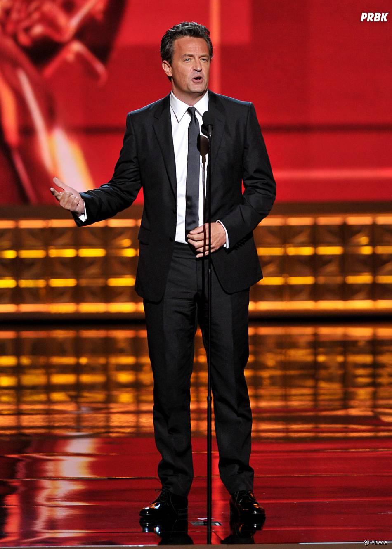 Matthew Perry de retour à la télé
