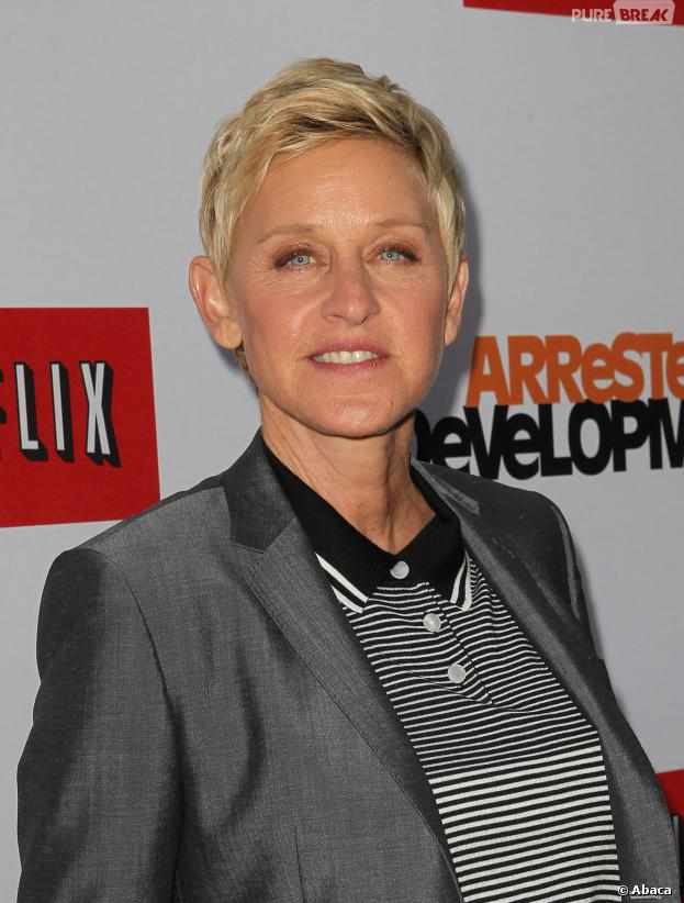 Ellen DeGeneres : zoom sur la présentatrice des Oscars 2014