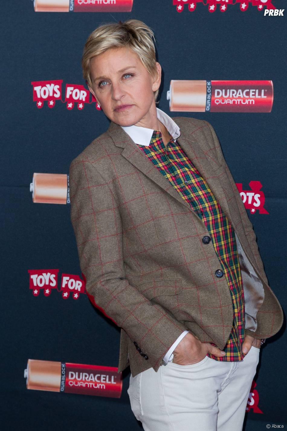 Ellen DeGeneres choisie pour présenter les Oscars 2014