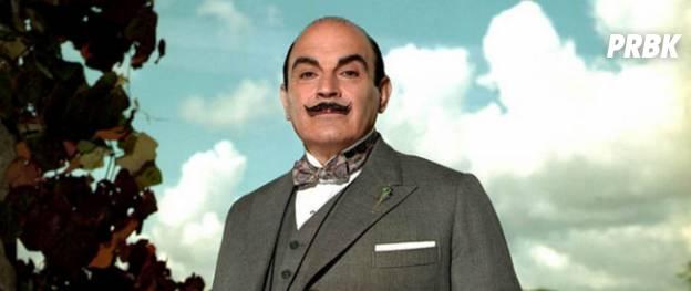 Hercule Poirot – La moustache la plus classe