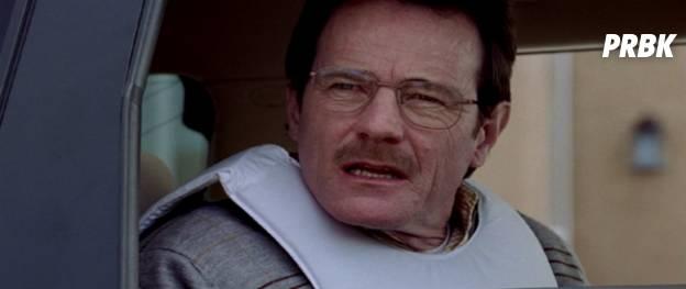 Walter White (Breaking Bad) – La moustache la plus perverse