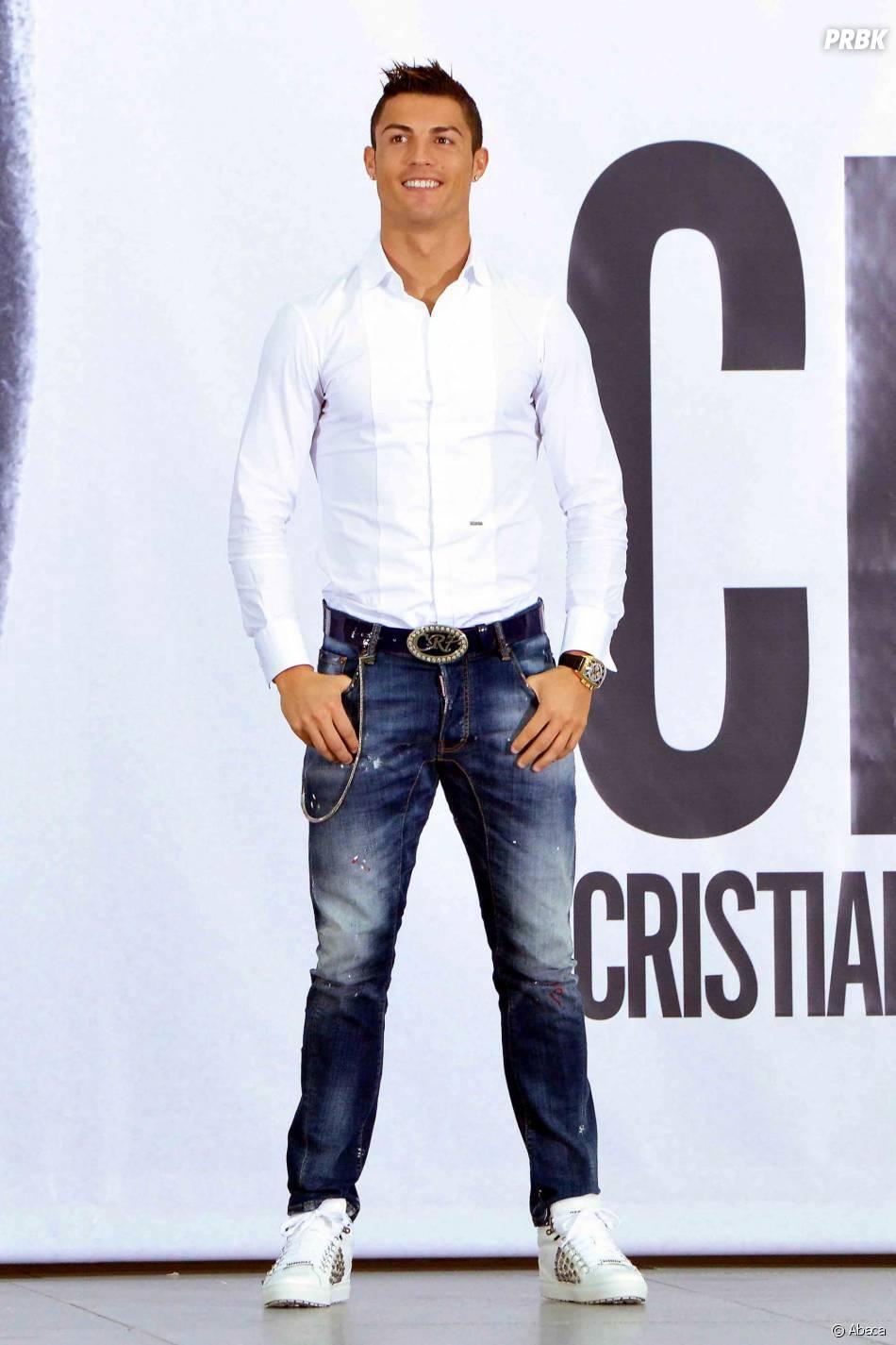 Déguisez-vous en Cristiano Ronaldo pour Mardi Gras