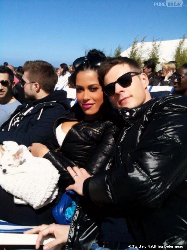 Matthieu Delormeau et Ayem Nour pas amis mais toujours en contact