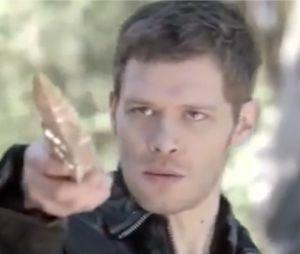 The Originals saison 1, épisode 16 : Klaus face à Elijah dans un extrait