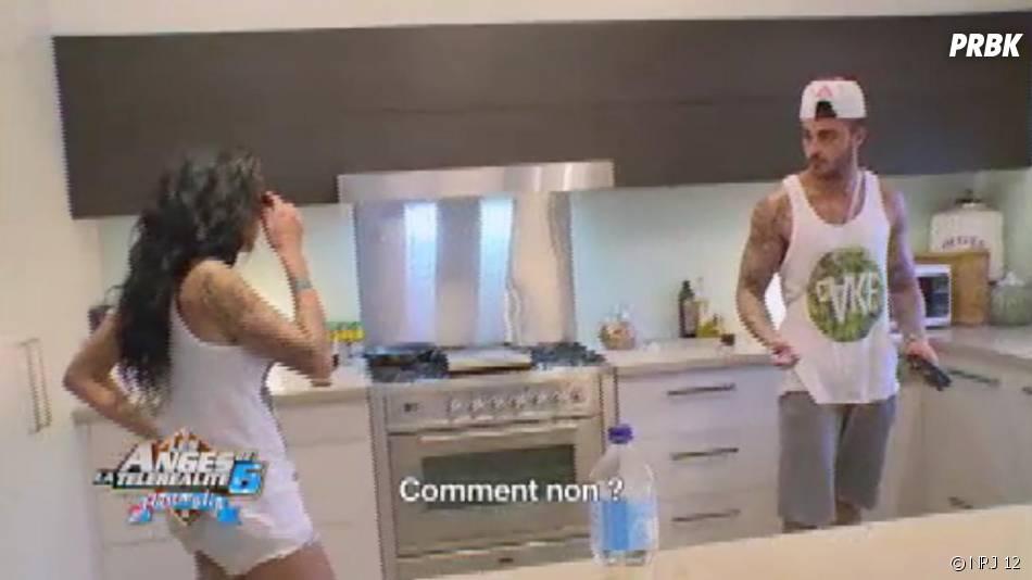 Les Anges de la télé-réalité 6 : Shanna et Thibault s'expliquent