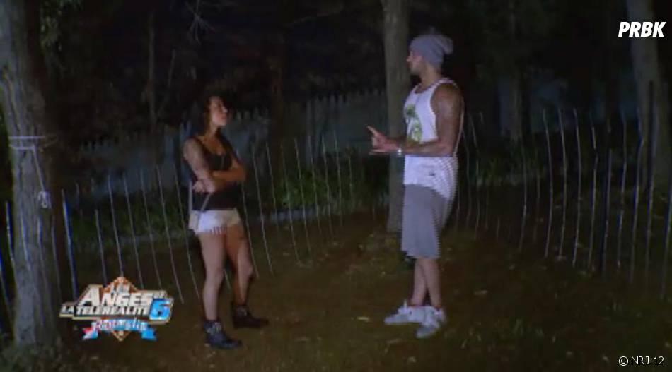 Les Anges de la télé-réalité 6 : Shanna et Thibault règlent leurs comptes