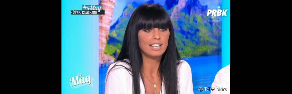 """L'île des vérités 3 : Astrid Poubel affirme être en """"très bonne santé"""" sur le plateau du Mag"""