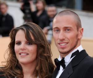 Laure Manaudou et son ex Frédérick Bousquet au Festival de Cannes 2010