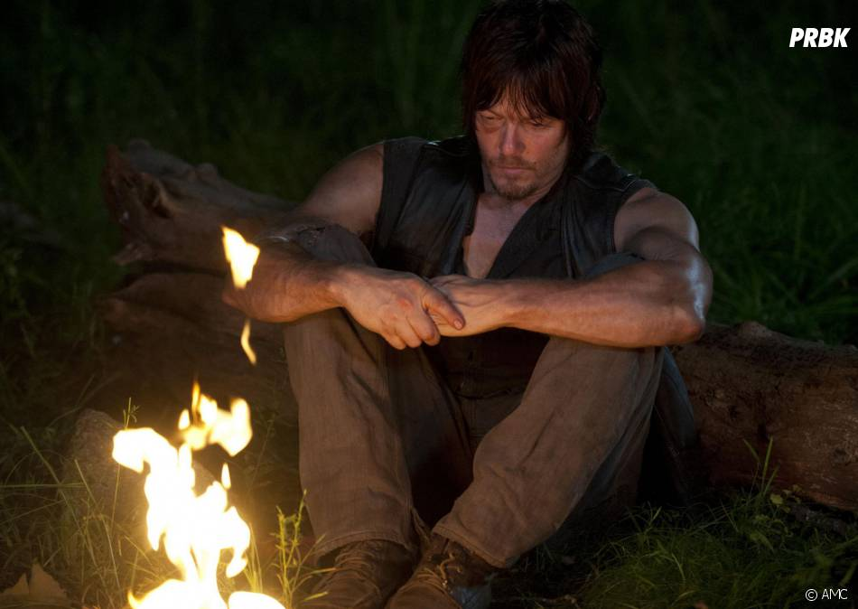 Walking Dead : Norman Reedus va-t-il survivre à la saison 4 ?