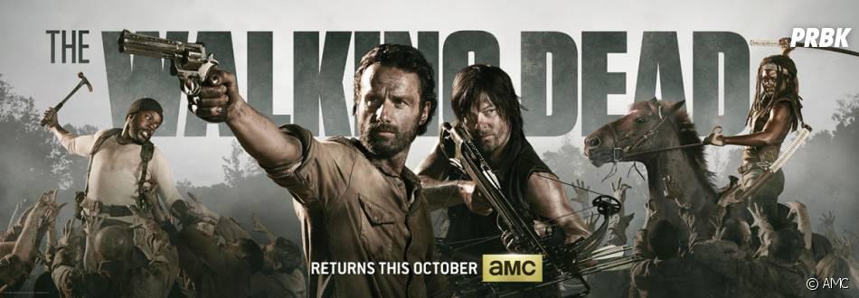 Walking Dead : la saison 5 attendue pour octobre 2014