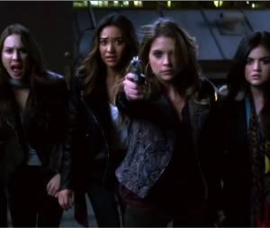 Pretty Little Liars saison 4, épisode 24 : les filles menacent A dans la bande-annonce