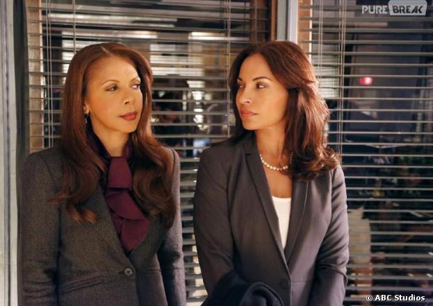 Castle saison 6, épisode 19 : Gates et sa soeur se retrouvent