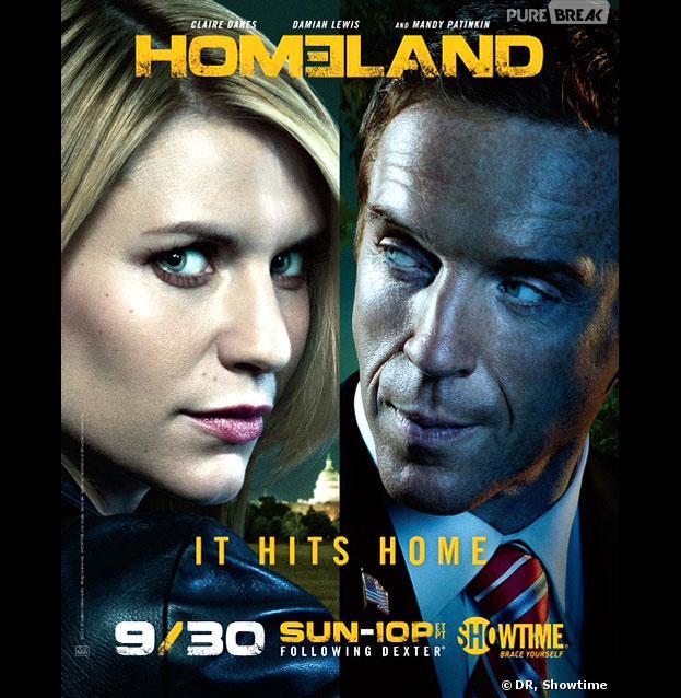 Homeland : la série perd l'un de ses acteurs
