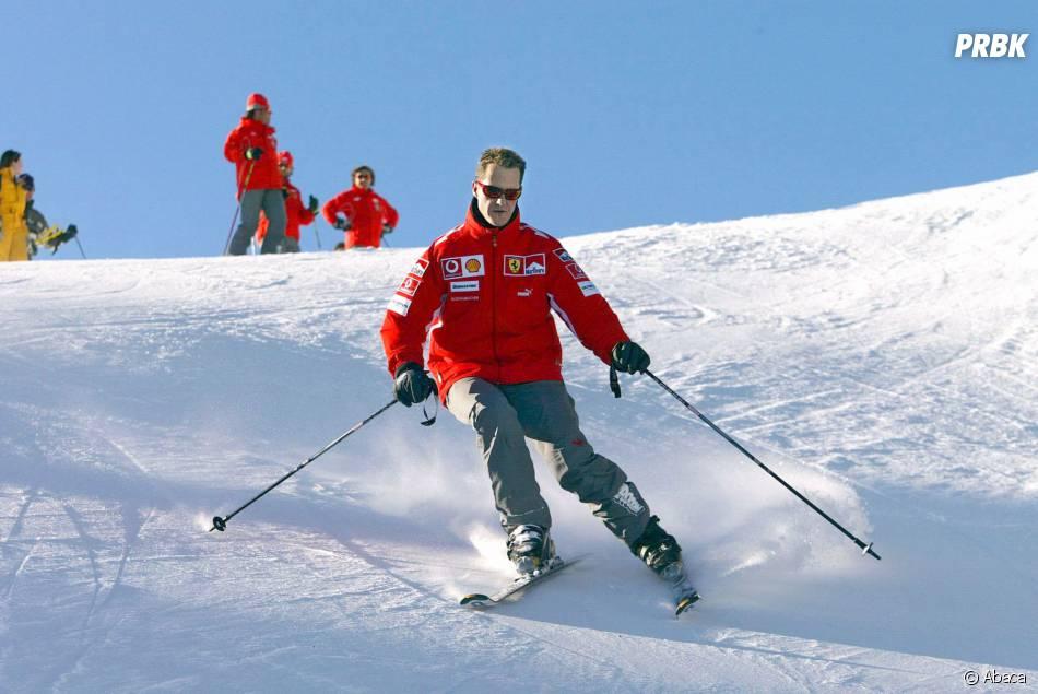 Michael Schumacher victime d'une blague du Dr House