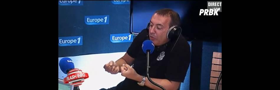 Jean-Marc Morandini : animateur d'une quotidienne sur Europe 1, il gagne 9000€/mois
