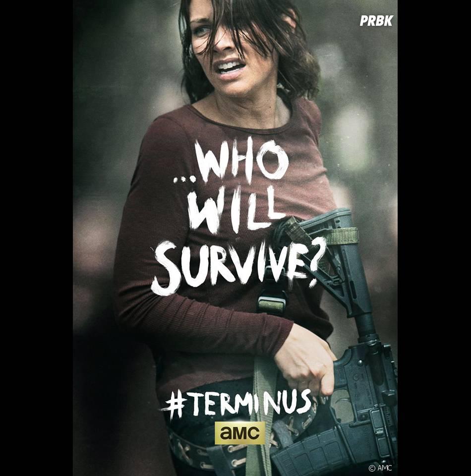 The Walking Dead saison 4 : pas de combats en sabre laser