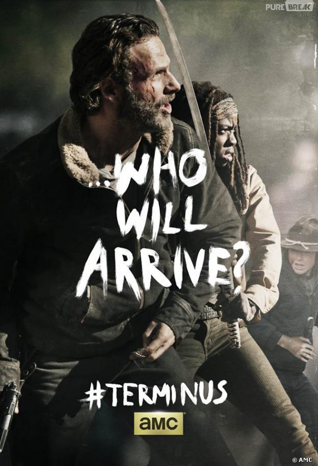 The Walking Dead saison 4 : le final est diffusé ce soir