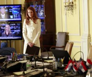 Scandal saison 3, épisode 16 : Darby Stanchfield sur une photo