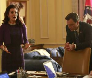 Scandal saison 3, épisode 16 : Bellamy Young et Tony Goldwyn sur une photo