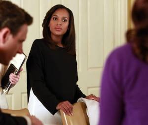 Scandal saison 3, épisode 16 : Kerry Washington sur une photo