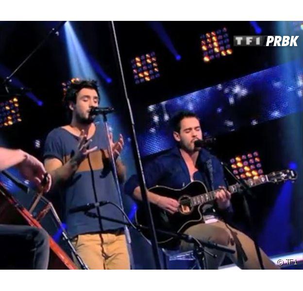 The Voice 3 :Fréro Delavega, le duo de choc de l'émission