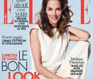 Mélissa Theuriau : en Une du magazine ELLE, elle parle de son couple avec Jamel Debbouze