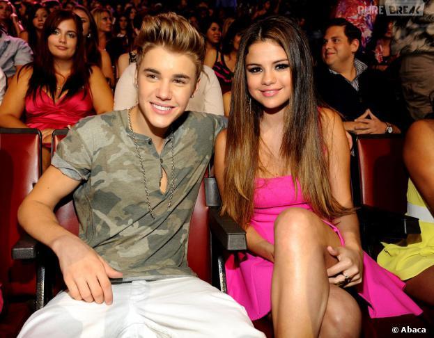 Justin Bieber et Selena Gomez en couple aux Teen Choice Awards 2012