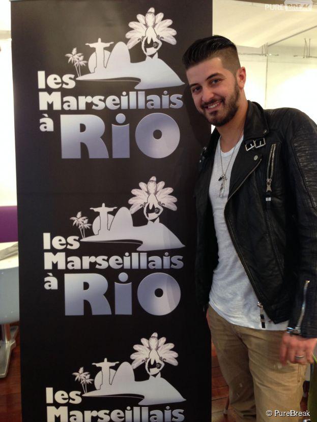 Les Marseillais à Rio : Antonin en interview pour PureBreak