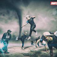 Marin Monster : Maitre Gims donne un coup de pouce au groupe de son frère