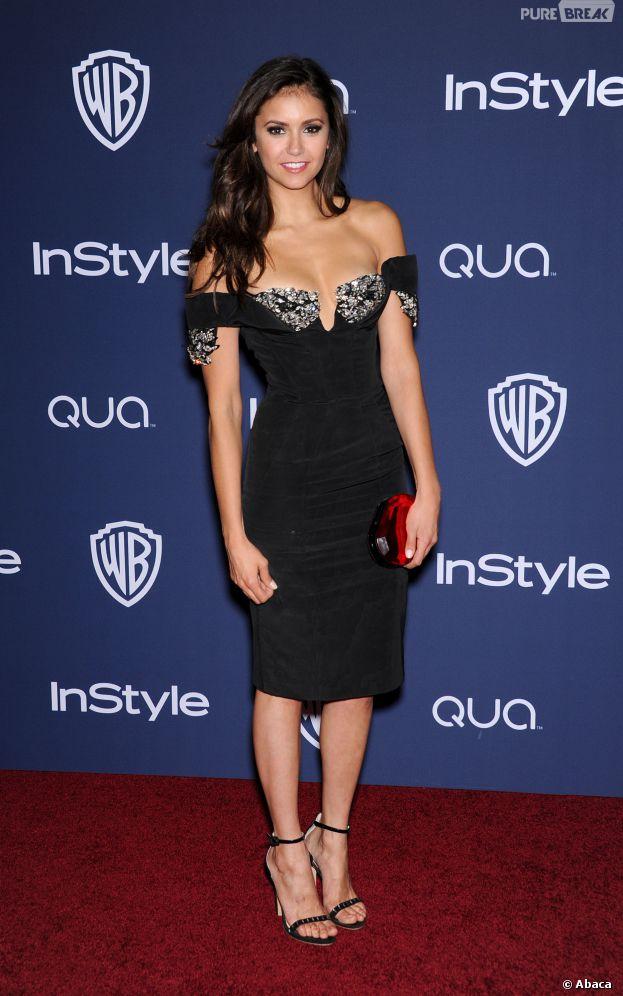 Nina Dobrev en couple avec un acteur de Vampire Diaries ?