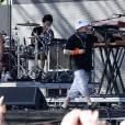 Justin Bieber : concert surprise à Coachella 2014 sur la scène avec Chance The Rapper, le 13 avril 2014
