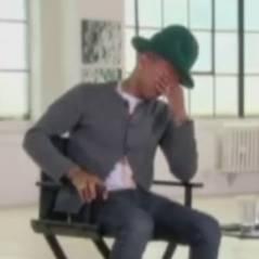 Pharrell Williams : Happy jusqu'aux larmes en découvrant l'amour de ses fans