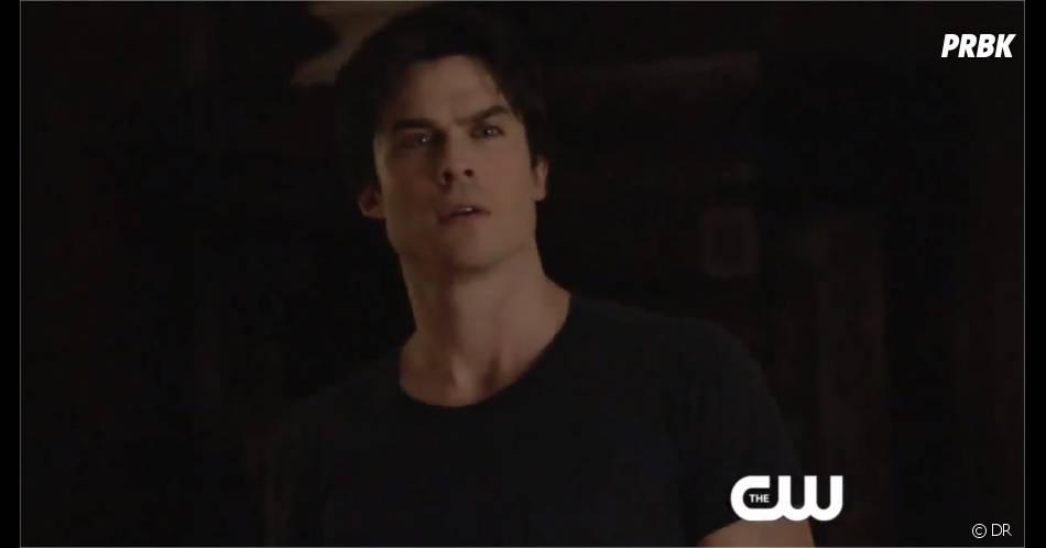 Vampire Diaries saison 5, épisode 18 : Damon dans un extrait