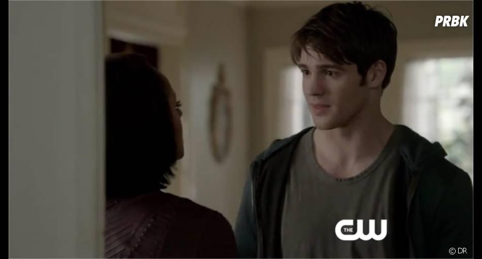 Vampire Diaries saison 5, épisode 18 : Jeremy dans un extrait