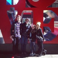 Alexia Mori (Secret Story) : selfies et vacances en famille à New York