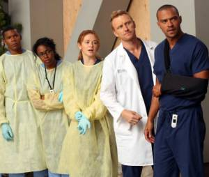 Grey's Anatomy saison 9 : une nouvelle année mouvementée