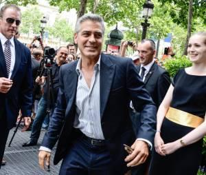 George Clooney ne serait plus célibataire