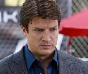 Castle saison 6, épisode 21 : Nathan Fillion sur une photo