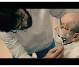 Xabi Alonso dans la peau d'un aide-soignant pour une pub Telefonica-Movistar