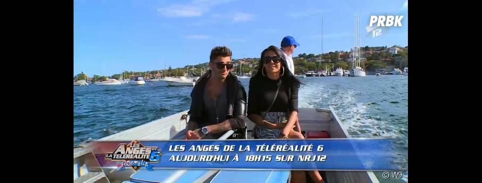 Les Anges 6 : Shanna et Thibault vont faire un tour en avion