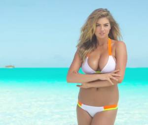 Kate Upton en photoshoot pour Sports Illustrated