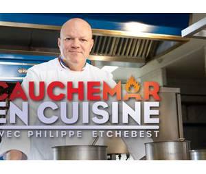 Philippe Etchebest de retour dans Cauchemar en cuisine, le 5 mai 2014 sur M6