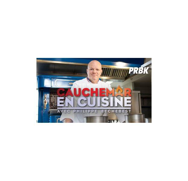 Philippe etchebest les mecs de top chef partent parfois en vrille - Cauchemar en cuisine peyruis ...