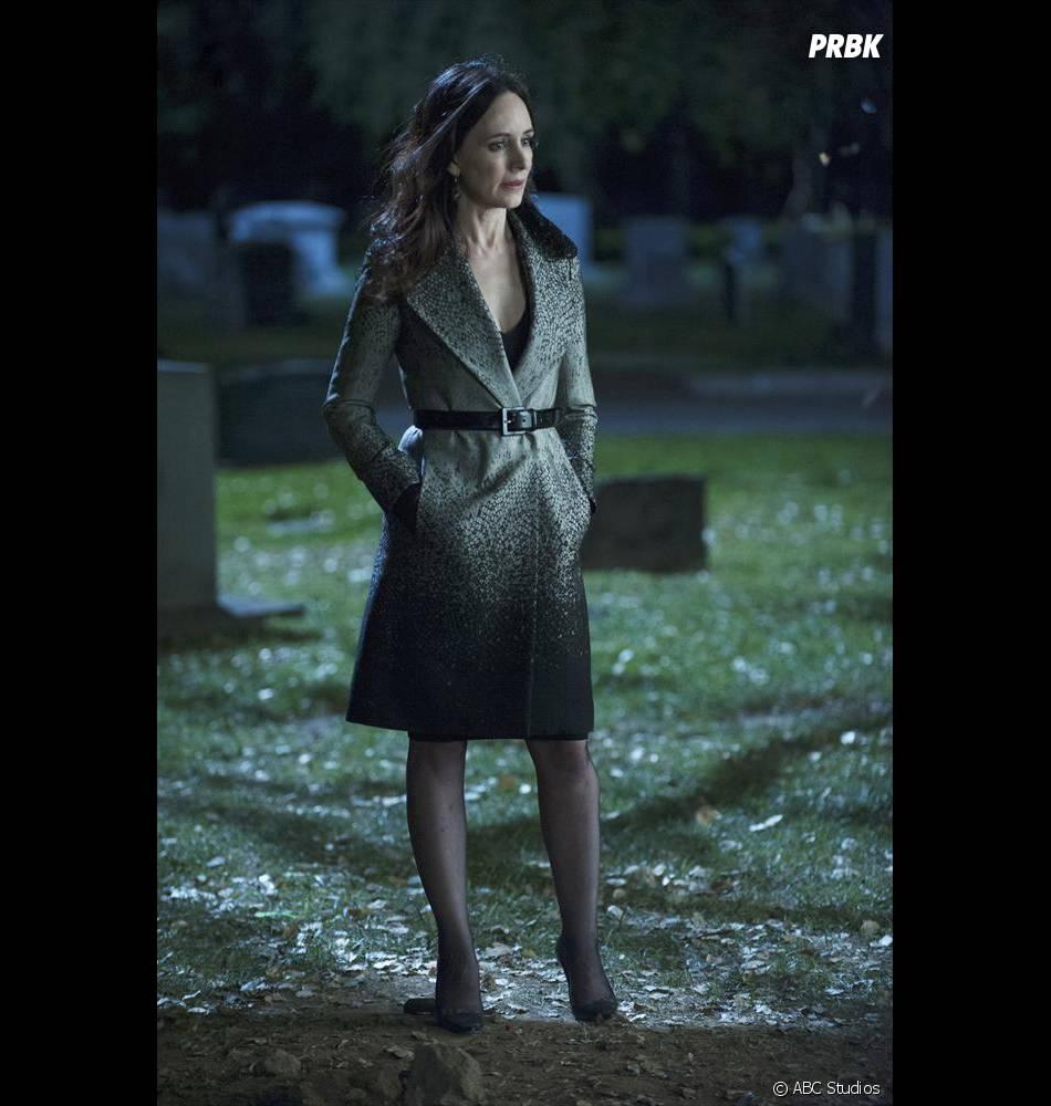 Revenge saison 3, épisode 22 : Madeleine Stowe sur une photo du final